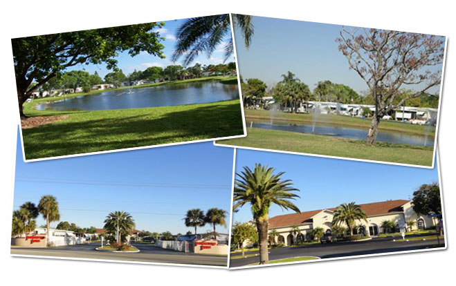Poinsettia Park Community, North Fort Myers, FL